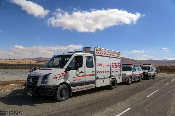 نبود خودرو نجات حلقه مفقوده پایگاه امداد ایمر گنبدکاووس