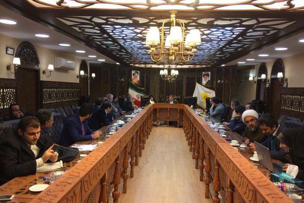 گلایه اعضای شورای شهر از رسانه ها /احداث آب نما در پارک شهر گرگان