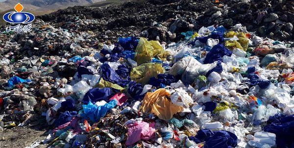بوی تعفن «سایت زباله» آزادشهر مردم این شهر را آزار میدهد