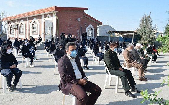 مراسم لاله های روشن، یادواره شهدای دانش آموز و فرهنگی شهرستان بندر ترکمن