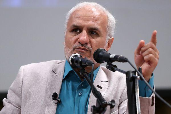 کلیپ/ سخنرانی جنجالی حسن عباس خطاب به وزیر عباس آخوندی (وزیر راه)