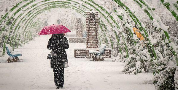 نفوذ سامانه سرد بارشی از چهارشنبه در گلستان/ برف و باران مهمان نگارستان ایران میشود