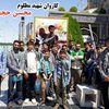 اعزام کاروان زیارتی تربیتی شهید حججی به مشهد مقدس از استان گلستان+ تصاویر