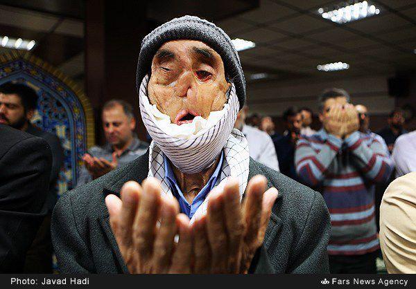 «بابا رجب» نجومیبگیرها را حلال نکن +تصاویر