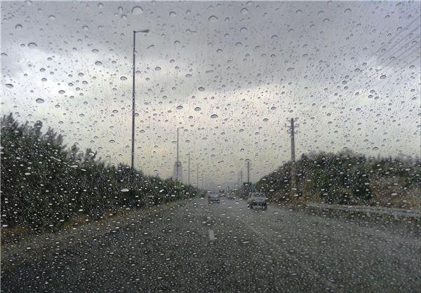 پایان فعالیت سامانه بارشی تا اواخر امروز