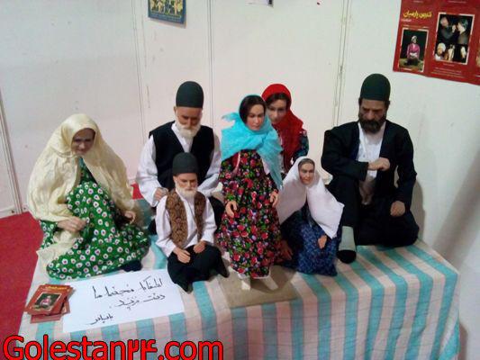 هشتمین جشنواره فرهنگ اقوام ایران زمین در گرگان