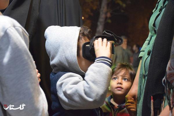 شب دوم   موکب جاماندگان اربعین در گلستان/کلیپ