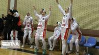 هدف تیم دختران گرگان بقا در لیگ برتر بسکتبال کشور است