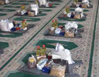 توزیع ۴۰۰ بسته معیشتی امروز در رامیان و گنبدکاووس
