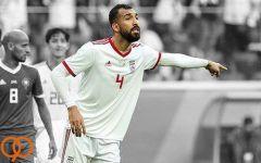 مدافع تیم ملی، جام جهانی را از دست داد