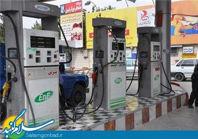 افتتاح جایگاه عرضه سوخت مایع گنبدکاووس