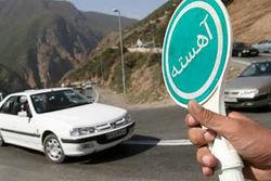 اعمال محدودیت ترافییک در همه خیابانهای منتهی به مساجد و اماکن مذهبی استان