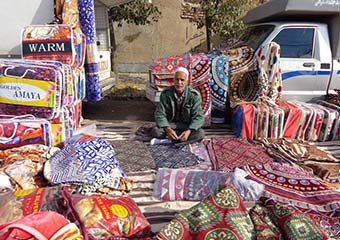گزارش تصویری/ حال و هوای جمعه بازار گنبد کاووس