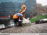 هواشناسی ایران|پیش بینی برف و باران ۶ روزه در ۳۱ استان/هشدار کولاک برف و سیلاب