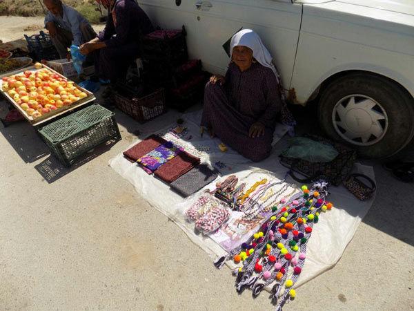 تصاویر/جمعه بازار روستای قلعه جیق گمیشان