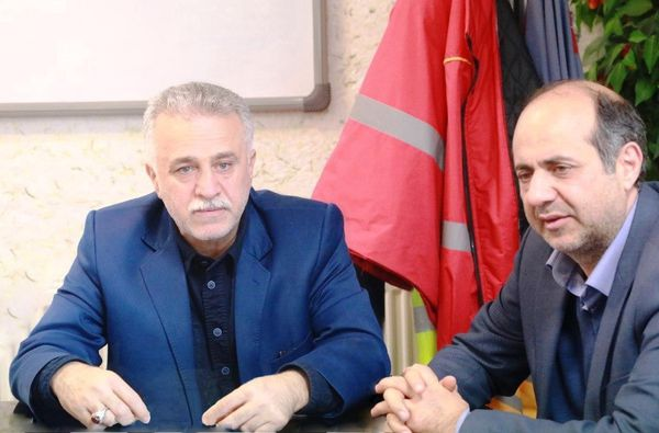 نشست مشترک مدیران شرکت ملی پخش و گاز استان گلستان در خصوص سامانه جدید تجارت آسان