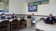 آموزش مجازی با شبکه اجتماعی دانش آموزان (شاد) در استان انجام می شود