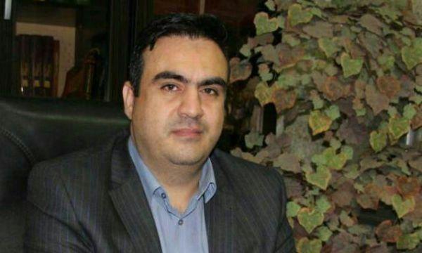 حضور مدیر کل کتابخانه های عمومی استان گلستان در سامد