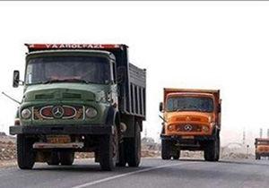 دستگیری اخلال گران رفت و آمد کامیون ها در گرگان