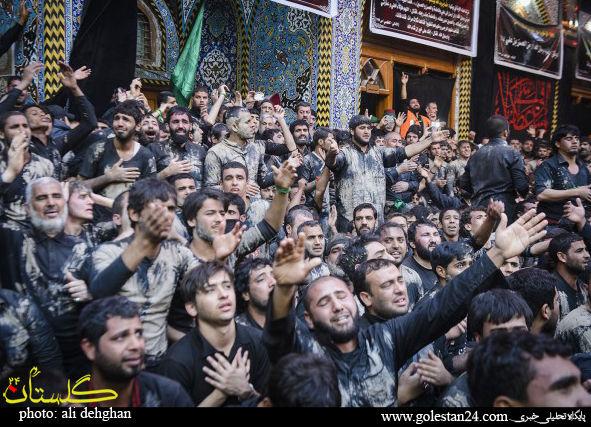 گزارش تصویری از اربعین؛ بزرگترین گردهمایی سیاسی