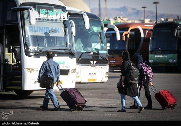 فعالیت ۱۲۰ هزار راننده در بخش حمل و نقل مسافر  در سطح کشور