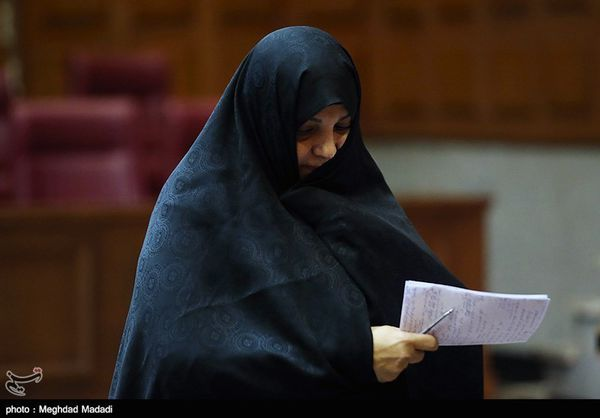 شبنم نعمت زاده دختر وزیر سابق صنعت و معدن به 20 سال حبس محوم شد