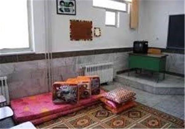 اسکان بیش از ۶۷ هزار نفر روز در مدارس استان گلستان