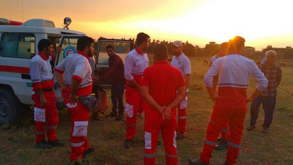 جزییات عملیات جستجو و نجات کوهنورد گمشده در جهان نمای کردکوی