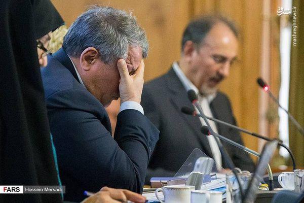 فیلم/ آخرین اخبار از جلسه استعفای نجفی
