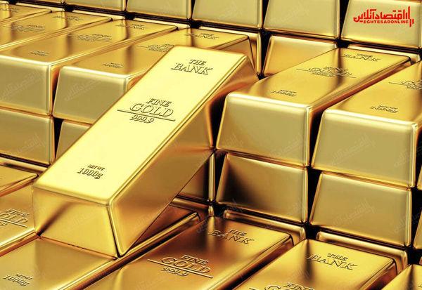 ذخایر طلای جهان چقدر است؟