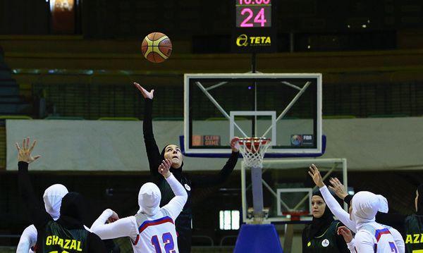 آغاز مرحله پلیآف بسکتبال بانوان از 4 بهمن