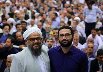 گزارش تصویری/ دیدار مردم استان گلستان با رهبر معظم انقلاب
