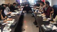 عقد زوج سیلزده گلستانی در اختتامیه جشنواره ملی ازدواج اقوام ایرانی