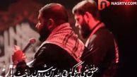 """فیلم/ مداحی """"عشق یعنی خامنه ای"""" در هیئت لبنانی"""