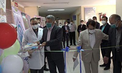 افتتاح همزمان چند پروژه درمانی در گلستان