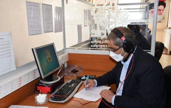 ارتباط مدیرکل بنیاد گلستان با ایثارگران از طریق سامانه «سامد»