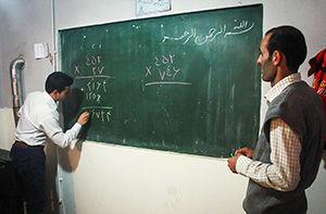تحت پوشش قرارگرفتن ۹ هزار نفردر دورههای سواد آموزی در گلستان