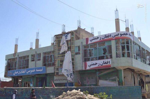 حمله انتحاری خونین در افغانستان! + تصاویر