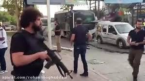 فیلم / خبرگزاری آناتولی گزارش کرد در انفجار آدانا ۵ نفر مجروح شدهاند