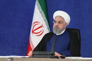 فیلم/ روحانی: دوران سیاسی فرمانده شرور در حال اتمام است