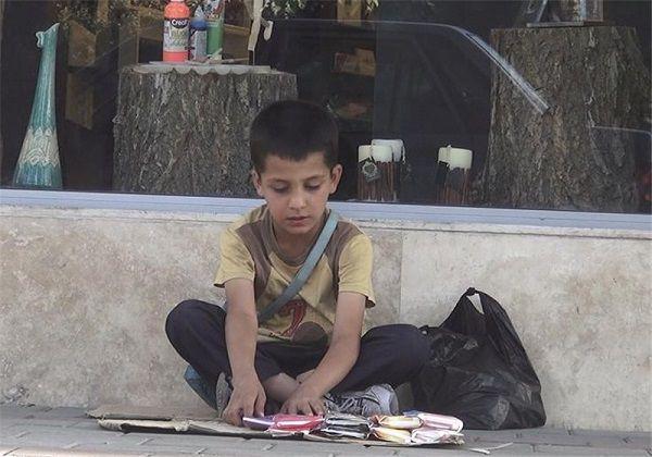 محرومیت از تحصیل، بیگاری و برده کشی؛ سهم کودکان کار از خانواده