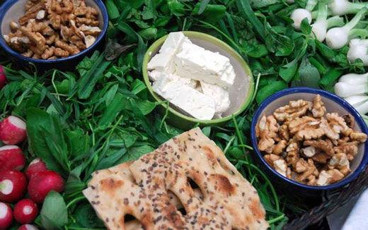 مواد غذایی که تشنگی را از روزه داران دور نگه می دارد