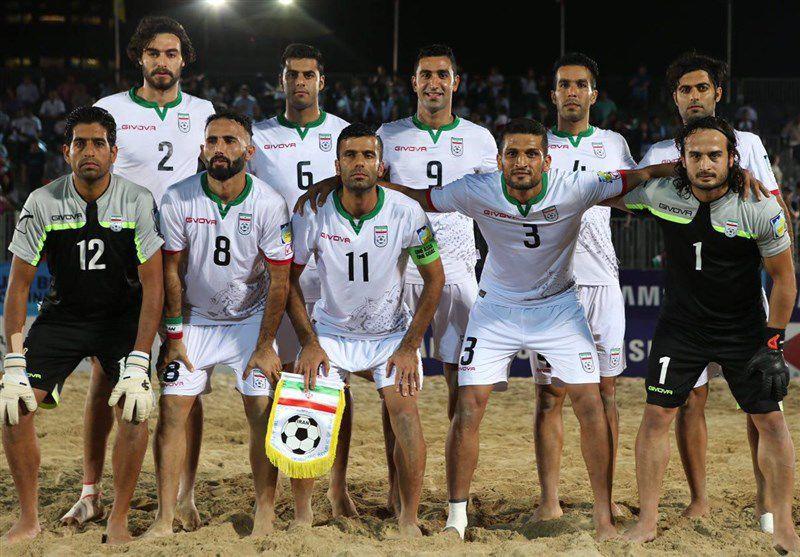 تیم فوتبال ساحلی