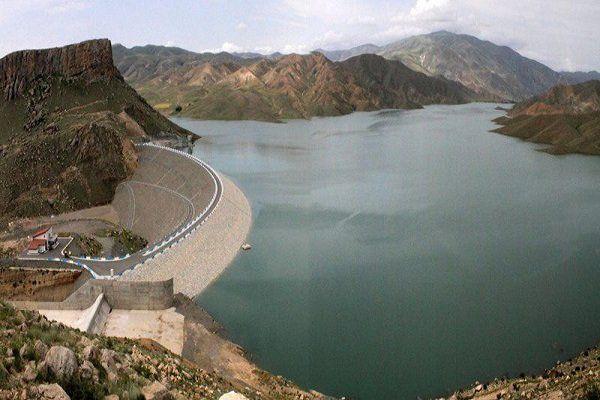 ۷۰ میلیون مترمکعب آب وارد سدهای گلستان شد/کاهش آبگیری