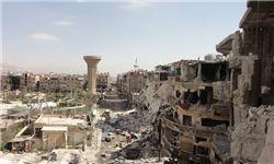 «داریا» در غرب دمشق پس از چهار سال آزاد شد