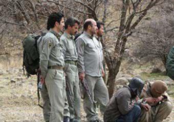 درگیری محیط بانان پارک ملی گلستان با شکارچیان غیر مجاز + عکس
