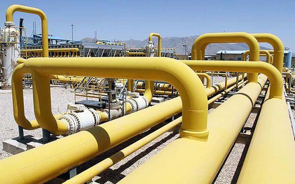 افزایش ۹ درصدی صادرات گاز ایران