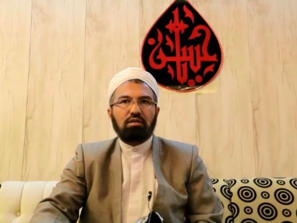 عضور شورای زکات شهرستان گنبدکاووس در کربلای معلی