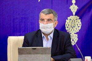 فیلم/ حریرچی: پیشنهاد تعطیلی کامل تهران روی میز است