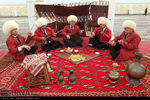 دوتار ترکمن شهره عالم است